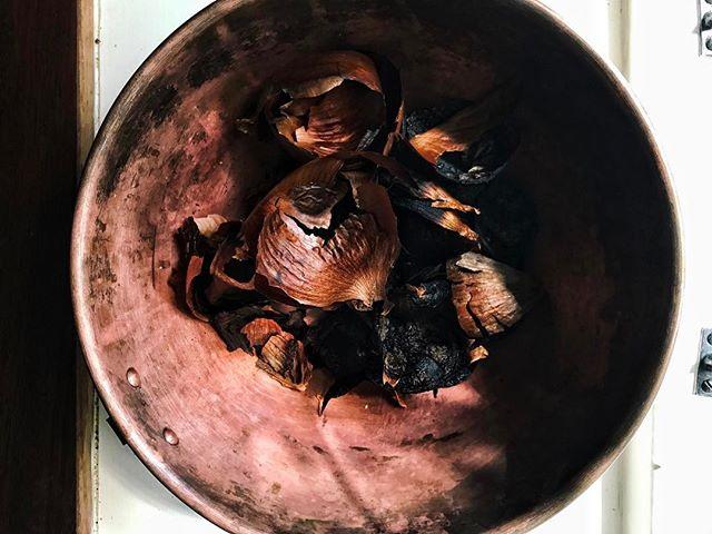 Burnt onion. KOYA BAR takeover 13/06/17